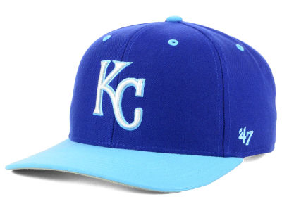 Kansas City Royals '47 MLB 2 Tone MVP Cap
