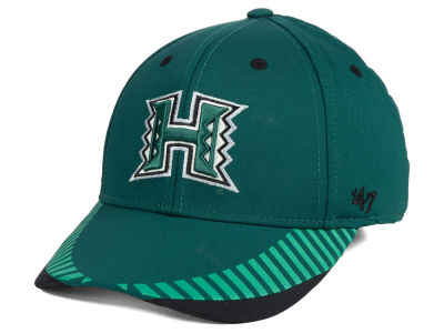 Hawaii Warriors '47 NCAA Temper CONTENDER Flex Cap