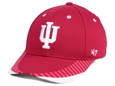 online store 32140 35a46 Indiana Hoosiers  47 NCAA Temper CONTENDER Flex Cap