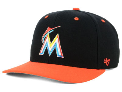 Miami Marlins '47 MLB 2 Tone MVP Cap