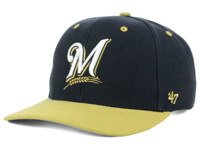 Milwaukee Brewers '47 MLB 2 Tone MVP Cap