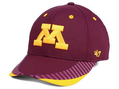 Minnesota Golden Gophers '47 NCAA Temper CONTENDER Flex Cap