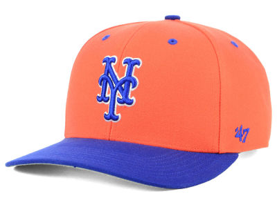 New York Mets '47 MLB 2 Tone MVP Cap