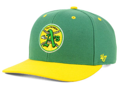 Oakland Athletics '47 MLB 2 Tone Coop MVP Cap