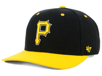 Pittsburgh Pirates '47 MLB 2 Tone MVP Cap
