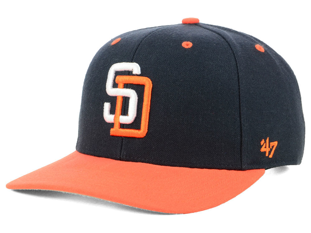 check out 7b245 dc774 ... 50% off denmark san diego padres 47 mlb 2 tone coop mvp cap 887a7 d20f0