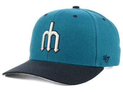 Seattle Mariners '47 MLB 2 Tone MVP Cap