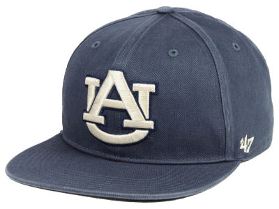 Auburn Tigers '47 NCAA Navy Go Shot CAPTAIN Cap