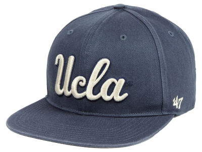 UCLA Bruins '47 NCAA Navy Go Shot CAPTAIN Cap