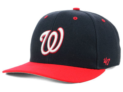 Washington Nationals '47 MLB 2 Tone MVP Cap
