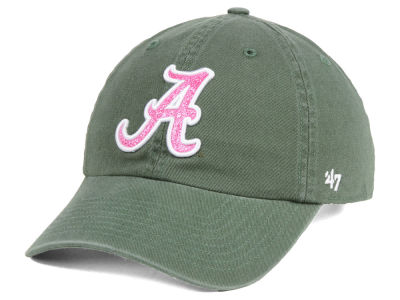 Alabama Crimson Tide '47 NCAA Women's Glitta CLEAN UP Cap