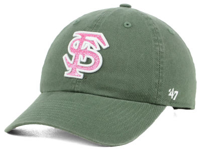Florida State Seminoles '47 NCAA Women's Glitta CLEAN UP Cap