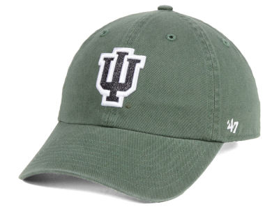 Indiana Hoosiers '47 NCAA Women's Glitta CLEAN UP Cap