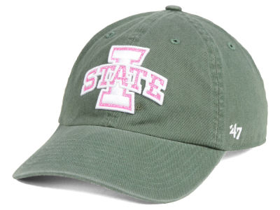 Iowa State Cyclones '47 NCAA Women's Glitta CLEAN UP Cap
