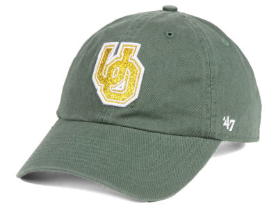 Oregon Ducks '47 NCAA Women's Glitta CLEAN UP Cap
