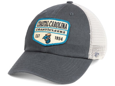 Coastal Carolina Chanticleers '47 NCAA Doherty Mesh CLEAN UP Cap