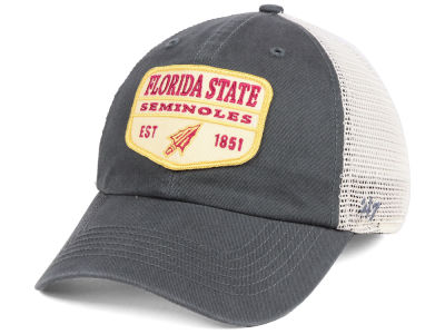 Florida State Seminoles '47 NCAA Doherty Mesh CLEAN UP Cap