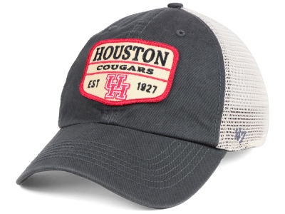 Houston Cougars '47 NCAA Doherty Mesh CLEAN UP Cap