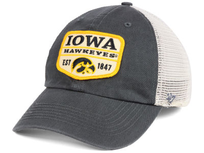 Iowa Hawkeyes '47 NCAA Doherty Mesh CLEAN UP Cap