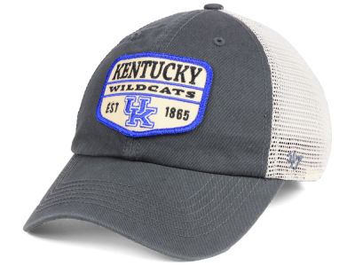 Kentucky Wildcats '47 NCAA Doherty Mesh CLEAN UP Cap