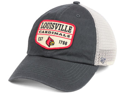 Louisville Cardinals '47 NCAA Doherty Mesh CLEAN UP Cap
