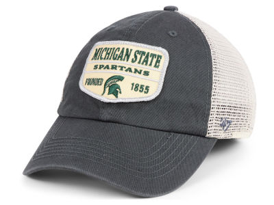 new styles d23c5 1d4ec ... top of the world ncaa society adjustable cap e074b 80f1b  where can i  buy michigan state spartans 47 ncaa doherty mesh clean up cap 5bb9a f2578
