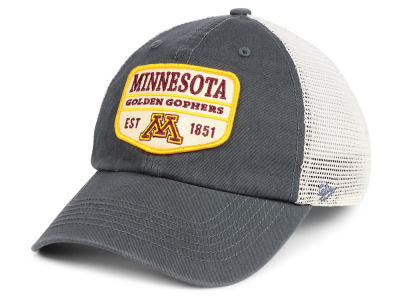 Minnesota Golden Gophers '47 NCAA Doherty Mesh CLEAN UP Cap