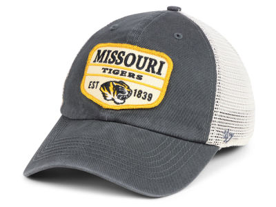 Missouri Tigers  47 NCAA Doherty Mesh CLEAN UP Cap c289ff247e53