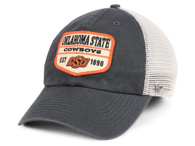 Oklahoma State Cowboys '47 NCAA Doherty Mesh CLEAN UP Cap