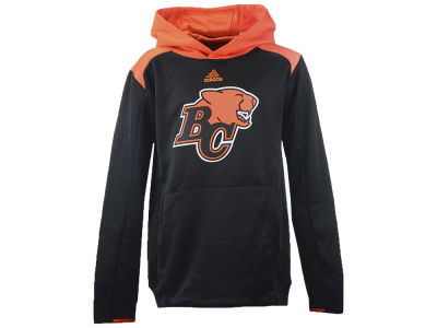BC Lions adidas CFL Youth Off-The-Grid Hoodie