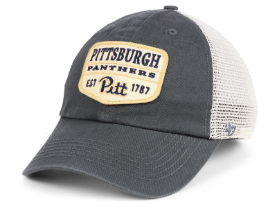 Pittsburgh Panthers '47 NCAA Doherty Mesh CLEAN UP Cap