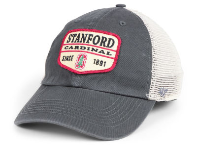 Stanford Cardinal '47 NCAA Doherty Mesh CLEAN UP Cap