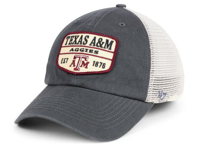 Texas A&M Aggies '47 NCAA Doherty Mesh CLEAN UP Cap