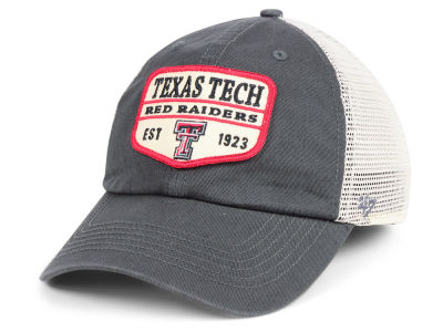 Texas Tech Red Raiders '47 NCAA Doherty Mesh CLEAN UP Cap