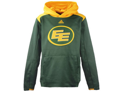Edmonton Eskimos adidas CFL Youth Off-The-Grid Hoodie