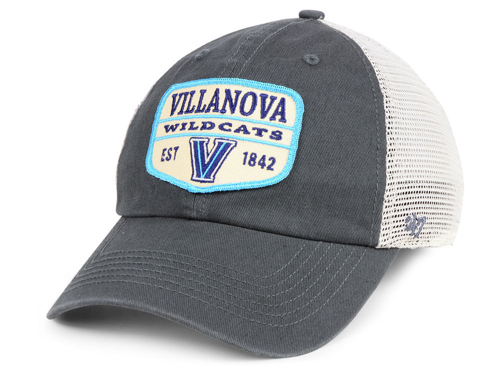 online store 727b7 6e1fc ... promo code for villanova wildcats 47 ncaa doherty mesh clean up cap  10ac4 bf240