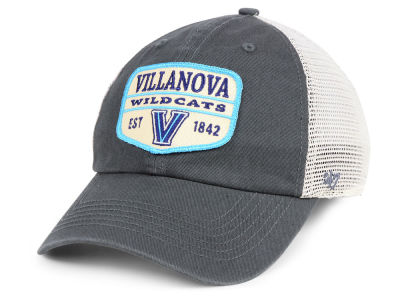 Villanova Wildcats '47 NCAA Doherty Mesh CLEAN UP Cap
