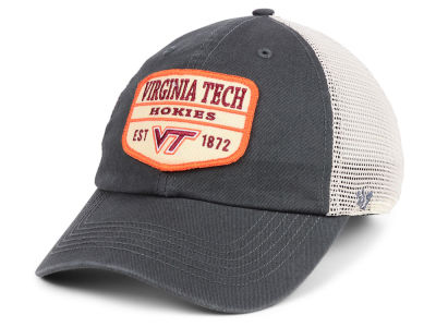Virginia Tech Hokies '47 NCAA Doherty Mesh CLEAN UP Cap