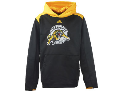 Hamilton Tiger-Cats adidas CFL Youth Off-The-Grid Hoodie