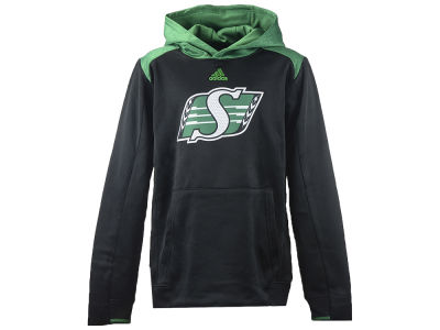 Saskatchewan Roughriders adidas CFL Youth Off-The-Grid Hoodie