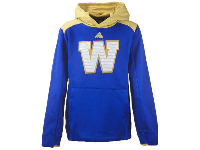 Winnipeg Blue Bombers adidas CFL Youth Off-The-Grid Hoodie