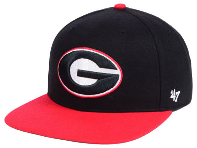 Georgia Bulldogs '47 NCAA Core Fitted Cap
