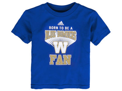 CFL Toddler Born Fan T-shirt