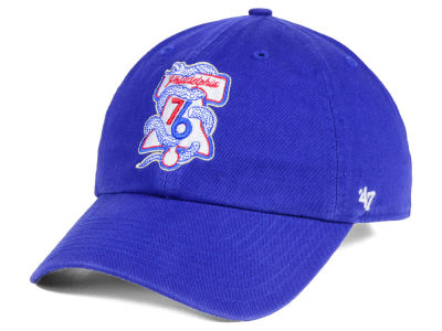 Philadelphia 76ers  47 NBA  47 CLEAN UP Cap 20787dbe48c4