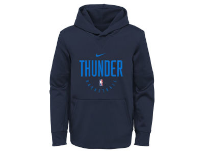 Oklahoma City Thunder Nike NBA Youth Spotlight Hoodie