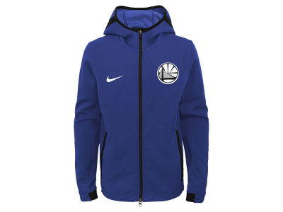 Golden State Warriors Nike NBA Youth Showtime Hooded Jacket