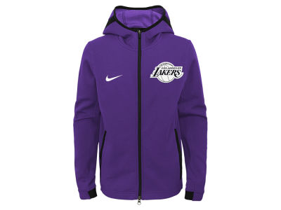 Los Angeles Lakers Nike NBA Youth Showtime Hooded Jacket
