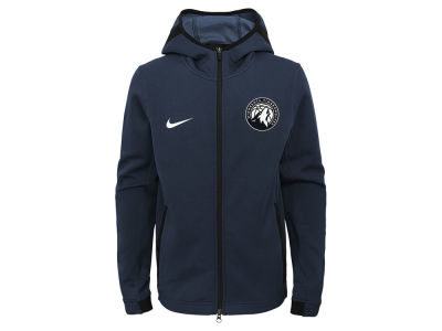 Minnesota Timberwolves Nike NBA Youth Showtime Hooded Jacket