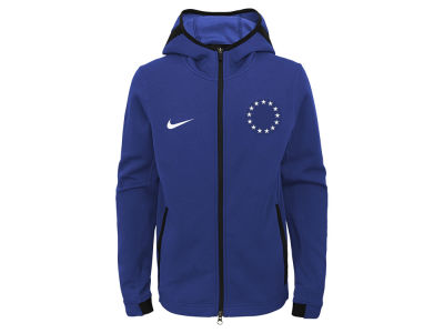Philadelphia 76ers Nike NBA Youth Showtime Hooded Jacket
