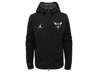 Charlotte Hornets Nike NBA Youth Showtime Hooded Jacket